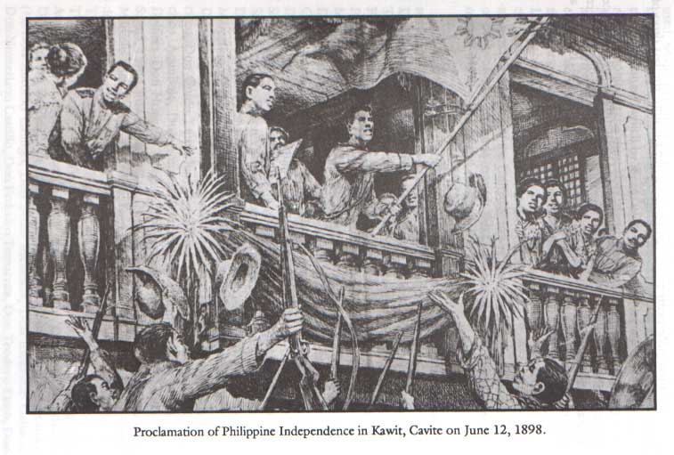 declaration of philippine independence The philippine commonwealth had its own  or philippine independence act,  which participated in the pacific war council as well as the declaration by united.